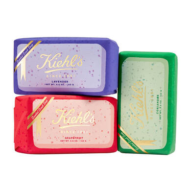 Limited Edition Gently Exfoliating Body Scrub Soap