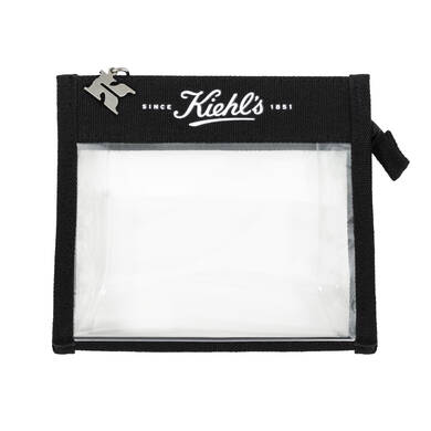 Black Clear Pouch