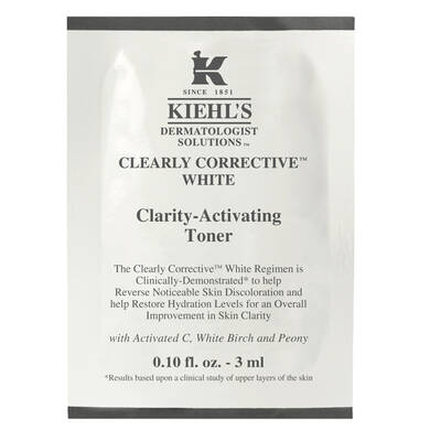 Clearly Corrective™ Clarity-Activating Toner Sample