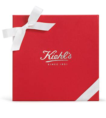 Classic Kiehl's Red Box