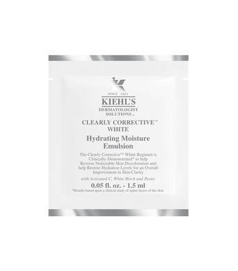 Clearly Corrective™ Hydrating Moisture Emulsion Sample