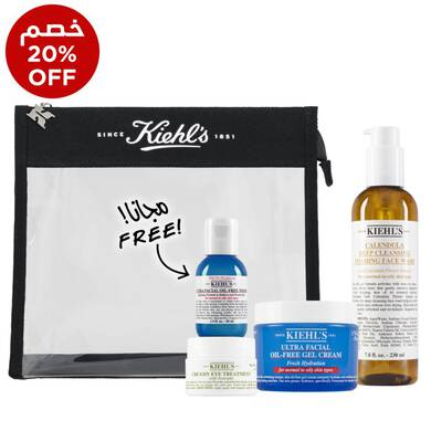 Kiehl's Hydration Essentials - Oily Skin