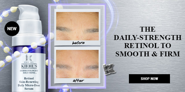 The Daily-Strength Retinol to Smooth & Firm